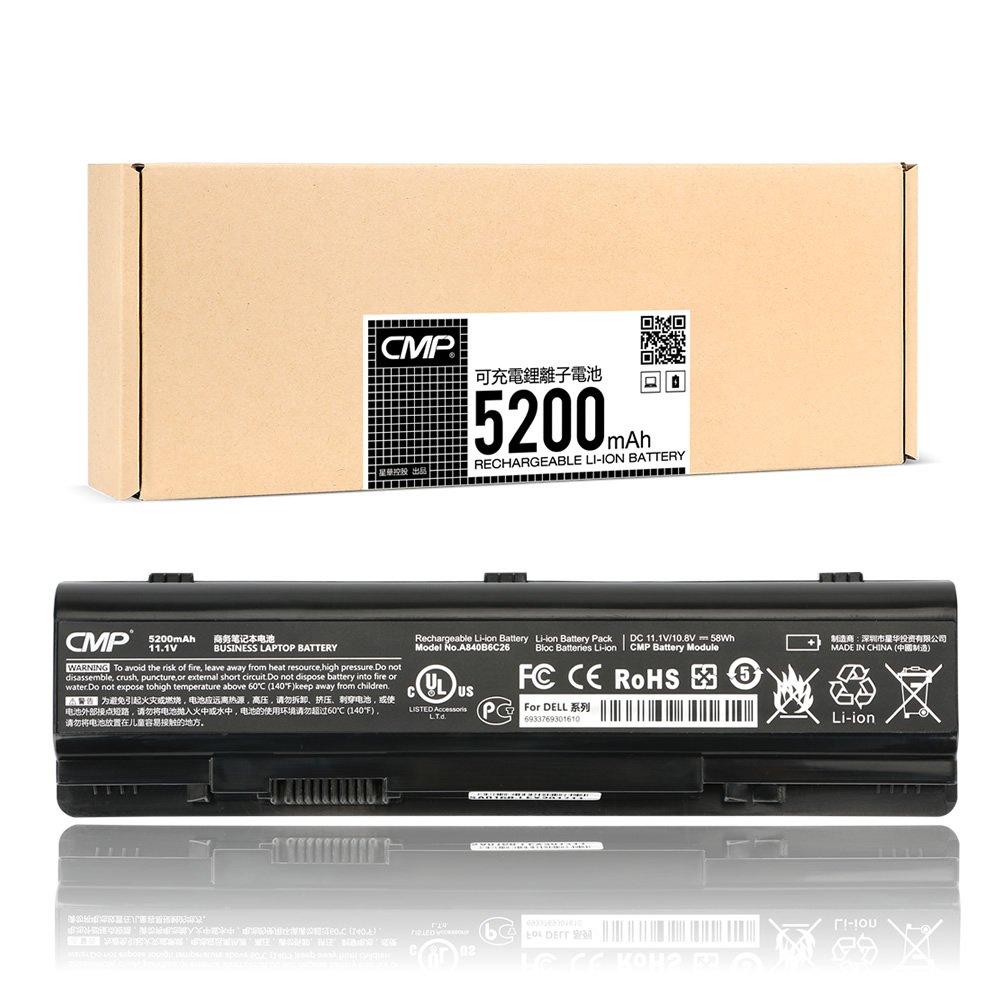 Bateria 5200mAh Cycles Charge > 800 Times para Dell Vostro A840 A860 A860N 1014 1014N V1014 1015 V1015 1015N 1088 1088N