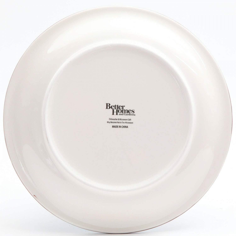 SP - Vajilla con 12 platos para ensalada, regalo de boda, cocina ...