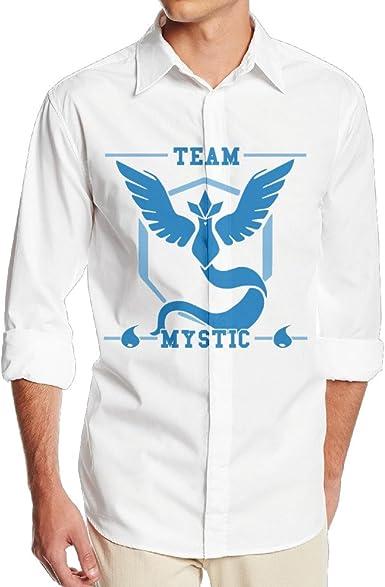okaka Pokemon Go equipo Mystic sin camisa de vestido de manga ...