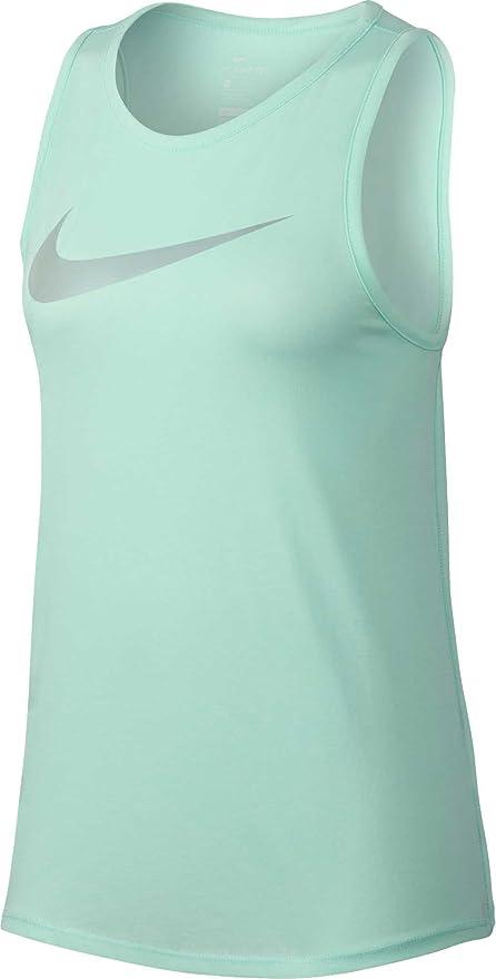 4d3d41412364 Amazon.com   Nike Women s Swoosh Tomboy Training Tank Top Mint - Med    Sports   Outdoors