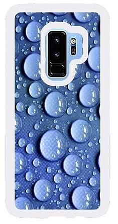 Amazoncom Samsung Galaxy S9 Plus Case Custom Blue Wallpaper Hard