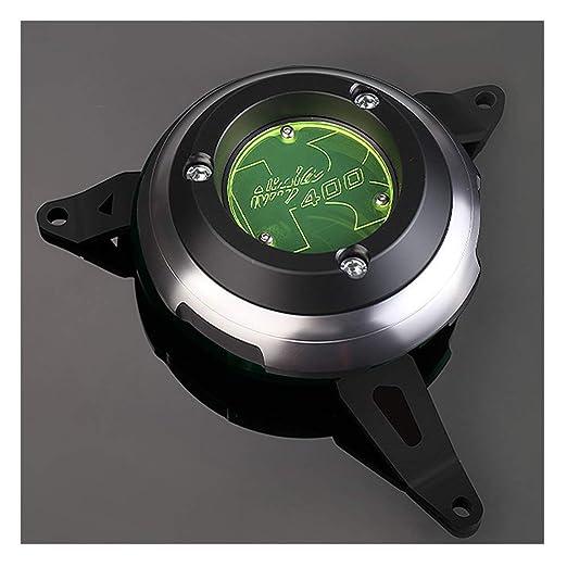 QQJK para Kawasaki Z900 Ninja 400, Motor de Motocicleta CNC ...