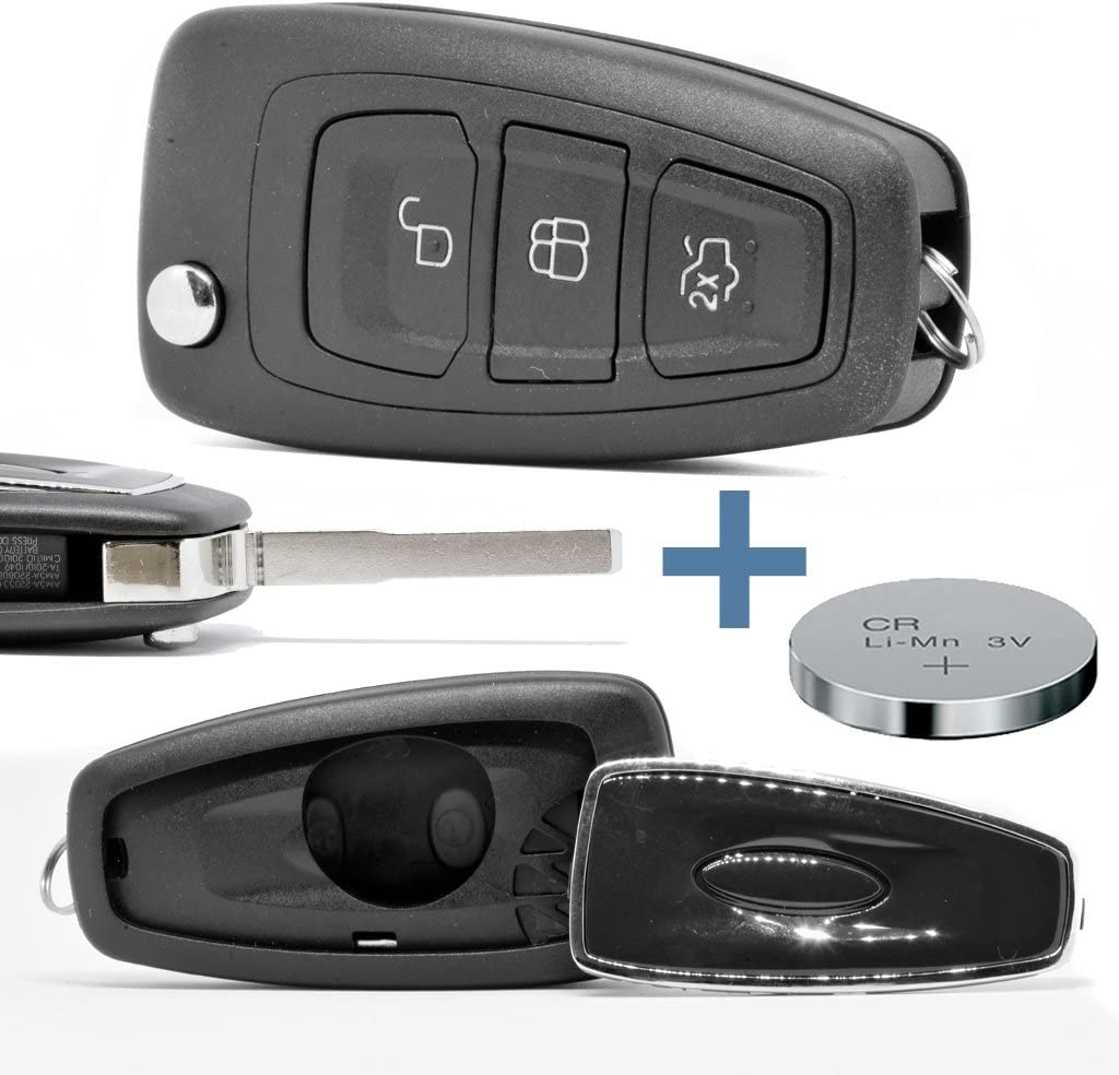 Klapp Schlüssel Gehäuse Funkschlüssel Fernbedienung Elektronik