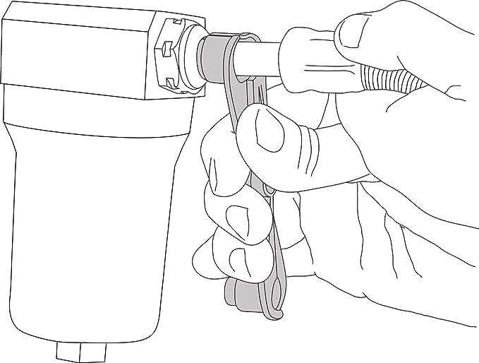 Amazon Com Lisle 39660 12 X 38 Transmission Oil Cooler Line