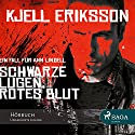 Schwarze Lügen, rotes Blut Hörbuch von Kjell Eriksson Gesprochen von: Marion Reuter