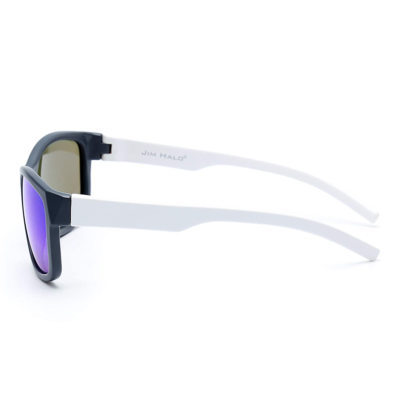 Kids Polarized Sport Sunglasses Strap TR Rectangle Children Boys Girls Age 3-12