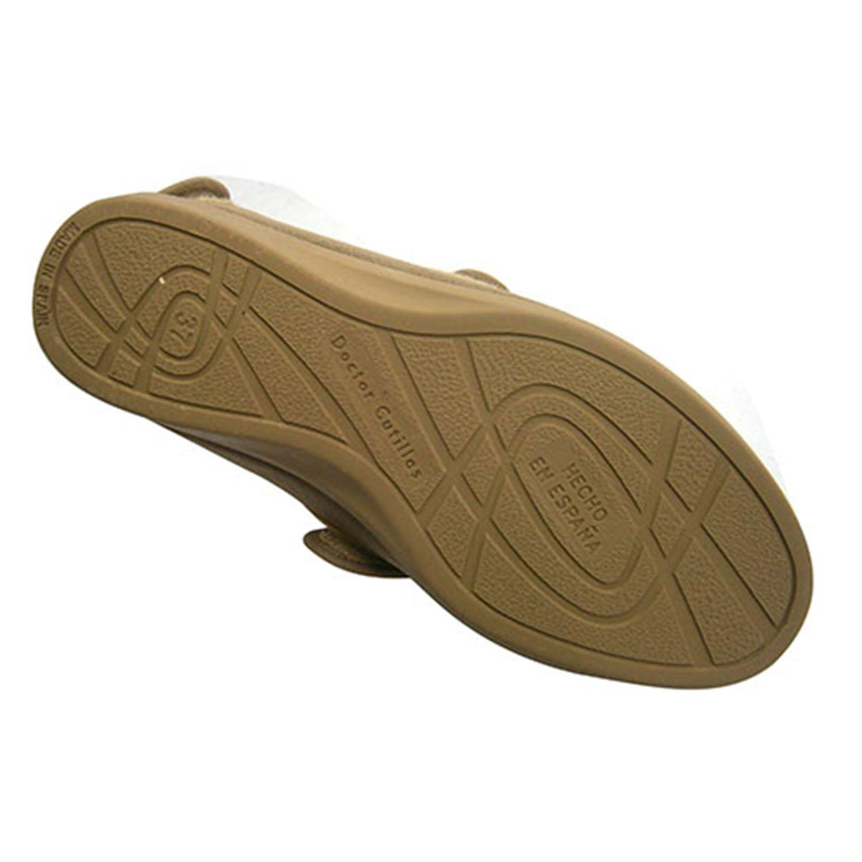 Doctor Cutillas Schuhputzfrau Sehr Breite Füße mit Klett Ferse und RIST Geröstetes Größe 37 BiwMo77