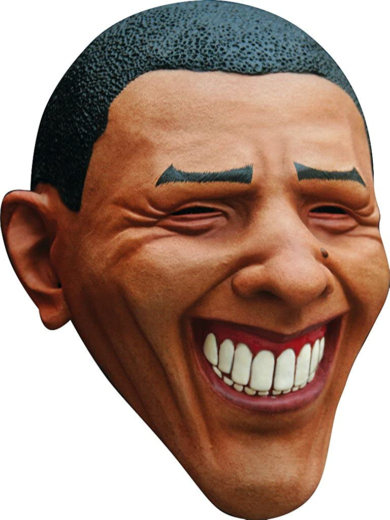 Barack Obama Adult Latex Mask