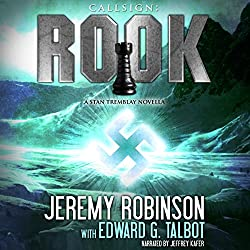 Callsign: Rook, Book 1