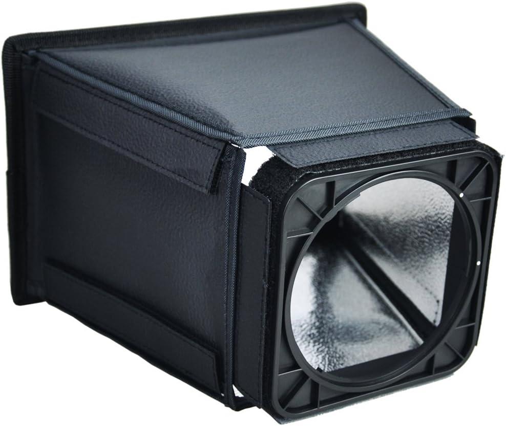 Black JJC FX-S Flashgun Output Multiplier for Flash Head