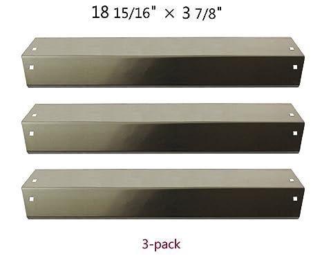 sp5051 (3 unidades) placa de calor de acero inoxidable para ...
