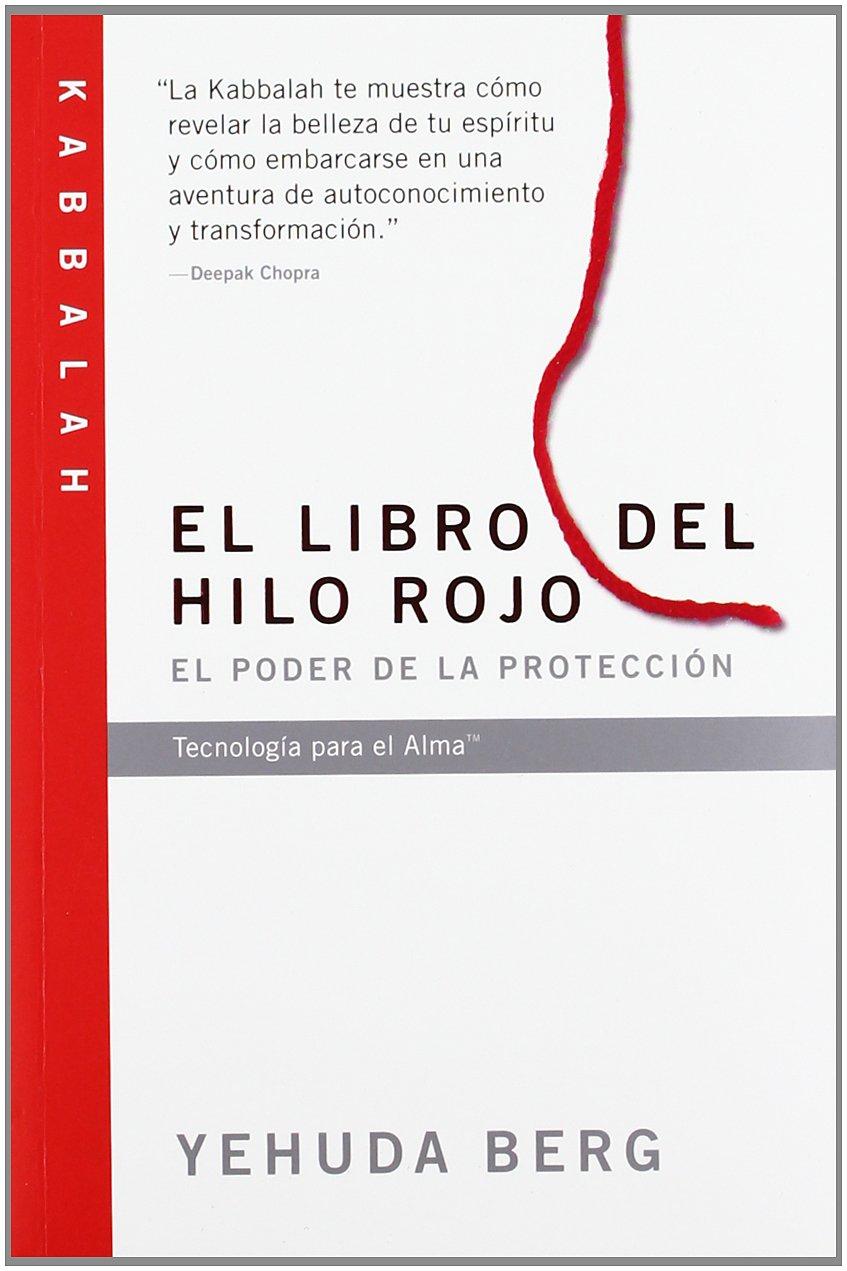 El libro del hilo rojo Paperback – 2000