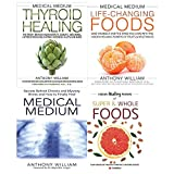Product picture for Medical medium books collection set by Anthony William