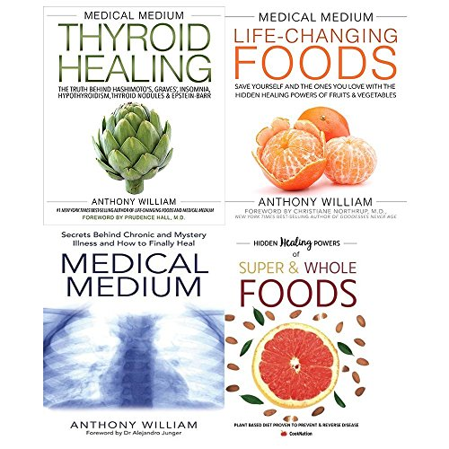 Medical medium books collection set