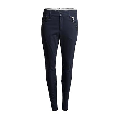 26637182b Mos Mosh - Pantalon - Chino - Femme bleu bleu marine - bleu - XS ...