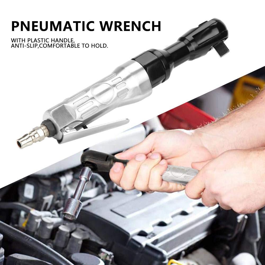 Cl/é /à cliquet pneumatique 1//2 Cl/é Pneumatique /à cliquet pneumatique pour fabrication et industries Professional r/éversible CW//CCW 12,5/mm