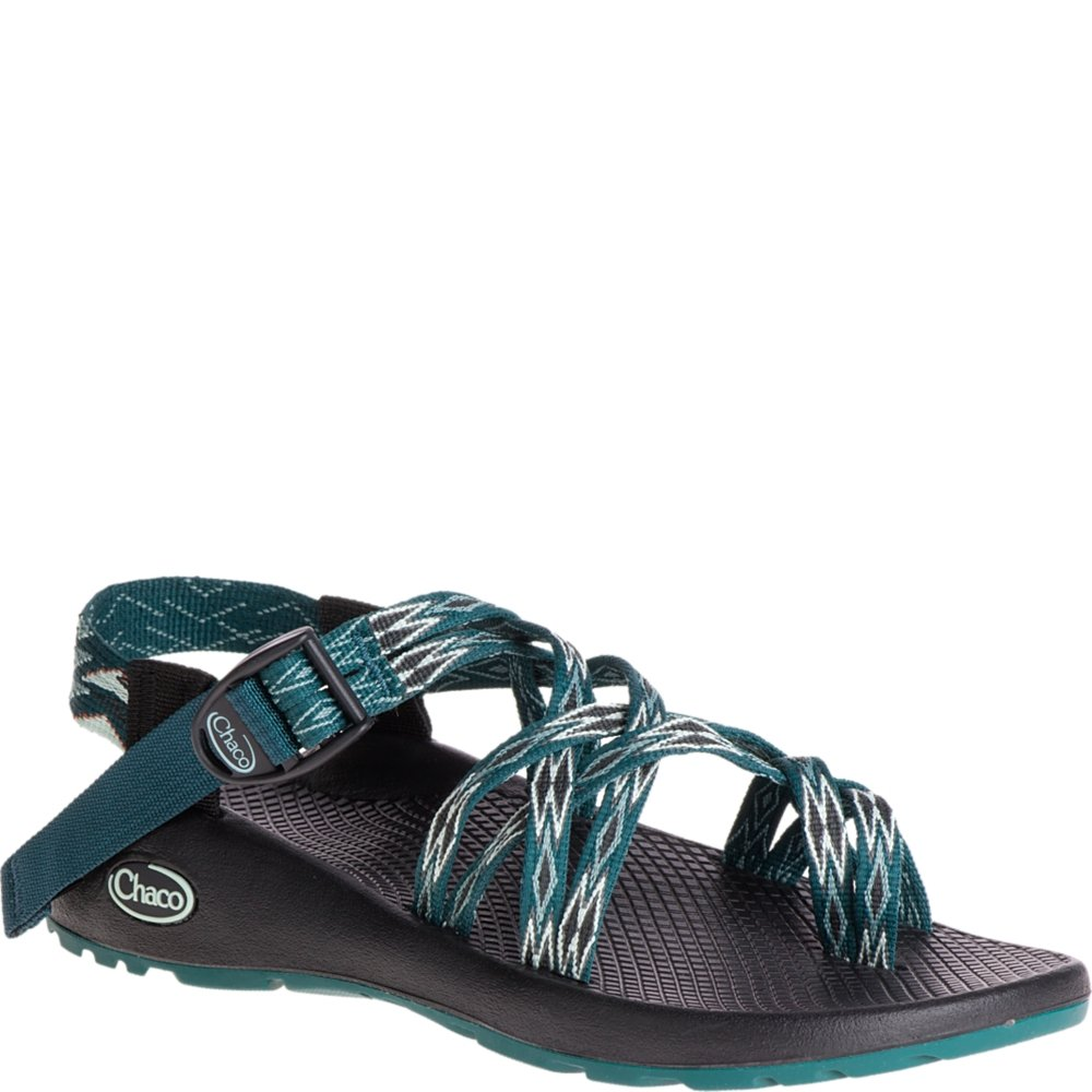 Chaco Women's 6 ZX2 Classic Athletic Sandal B01N9YCUBE 6 Women's C/D US|Angular Teal f66cf7