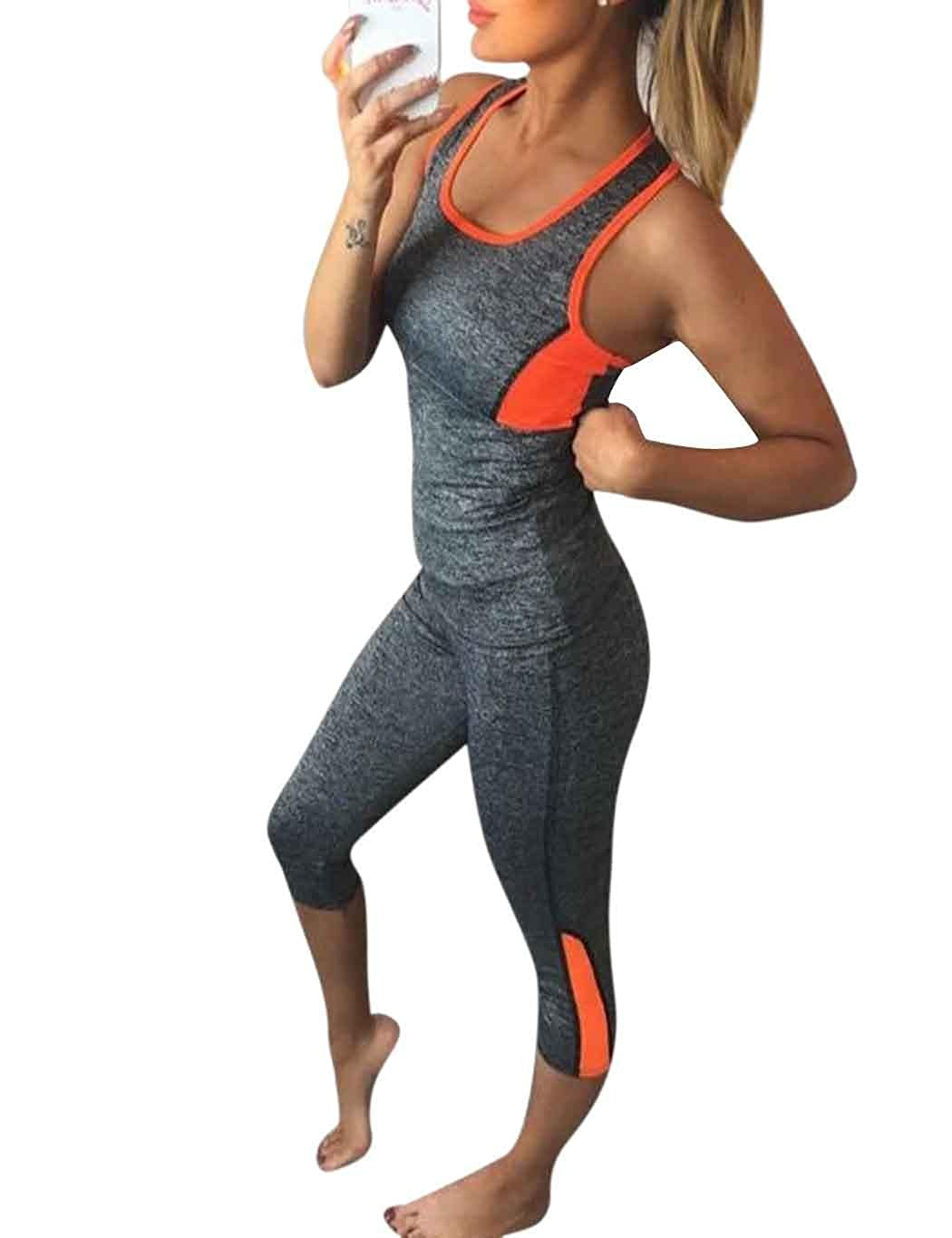 Loveje Womens Activewear Activewear Tops Ladies Activewear Active  Sweatsuits at Amazon Women s Clothing store  b9fcbd831f4f