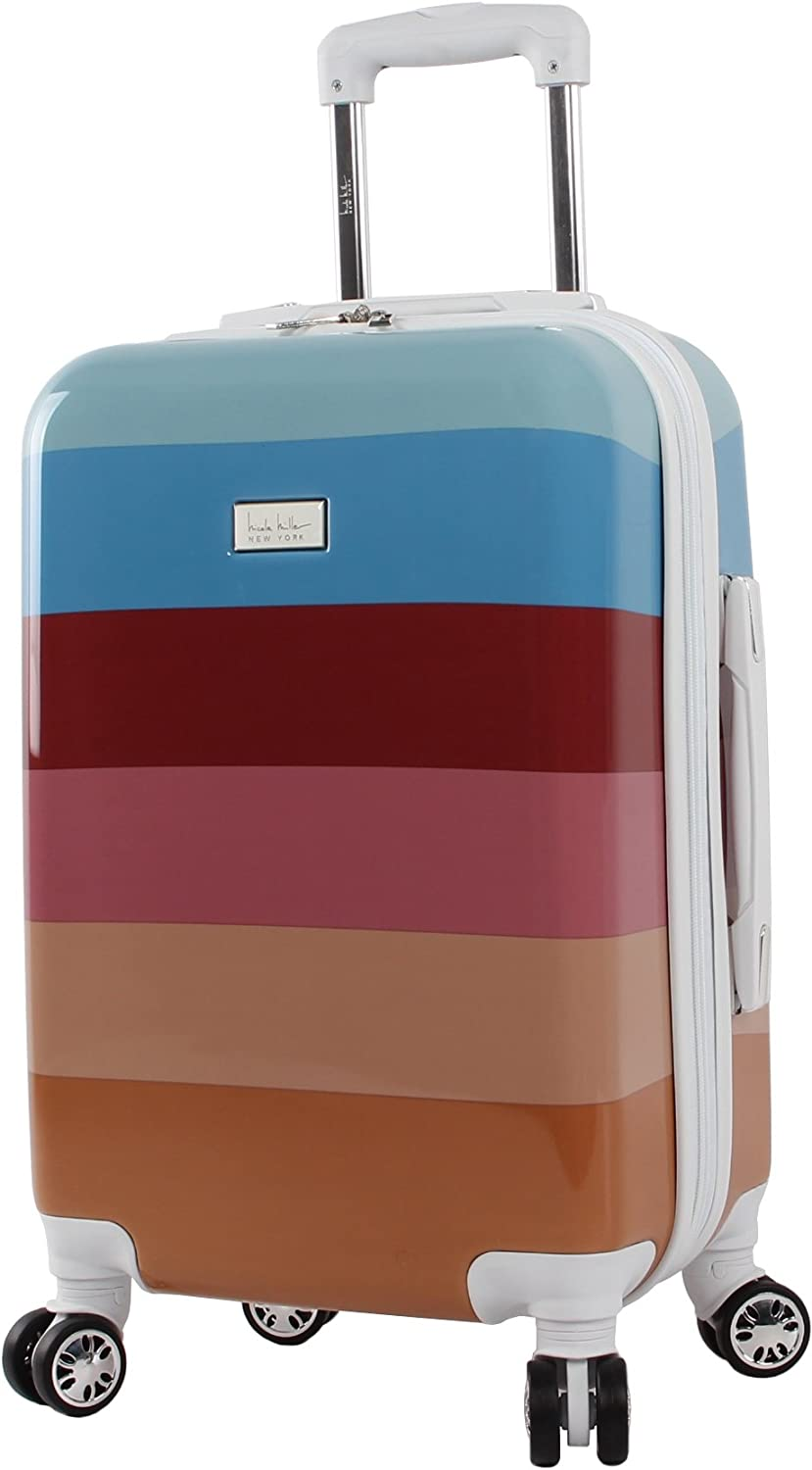 Nicole Miller Luggage Reviews - 2021 Top Collections 1