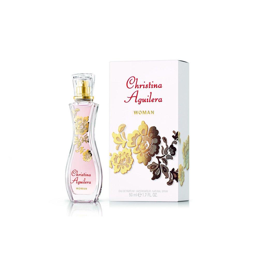 Christina Aguilera Woman Eau de Parfum Natural Spray, 50 ml 9963