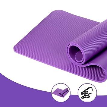GGZZLL Yoga Mat uomini e Donne adulti scivolare 10mm ...