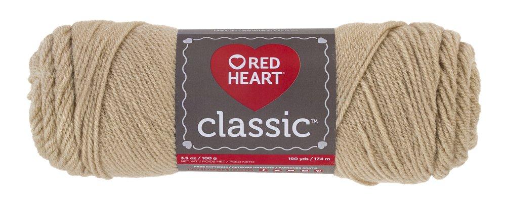 Prima Marketing E267-853 E267-853 Red Heart Classic Yarn, Soft Navy E267.0853