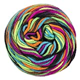 Red Heart Super Saver Economy Yarn, Banana Berry