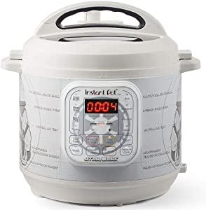 Star Wars Instant Pot Duo 6-Qt Pressure Cooker, Stormtrooper