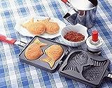 JapanBargain, Taiyaki Maker Japanese Fish-shaped