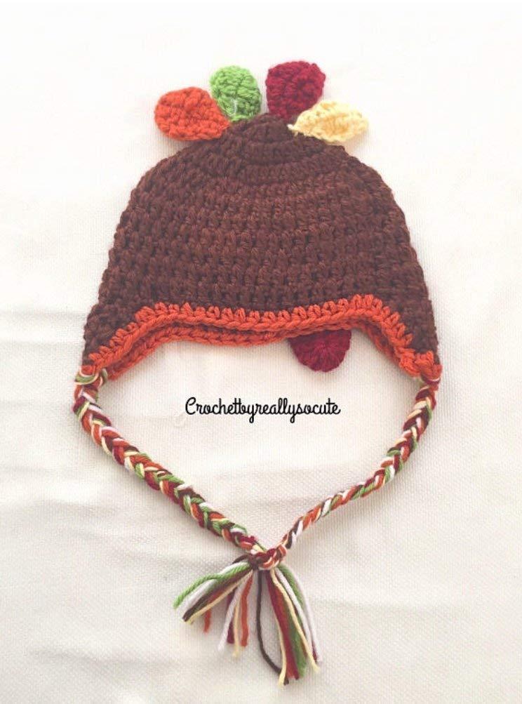 Amazon.com  Baby turkey hat 5724391a558f
