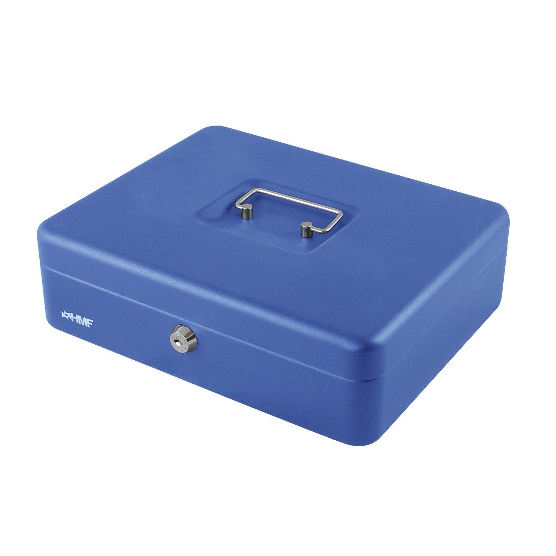 negro HMF 15130-02 Caja de caudales para mercado 30 x 24 x 9 cm