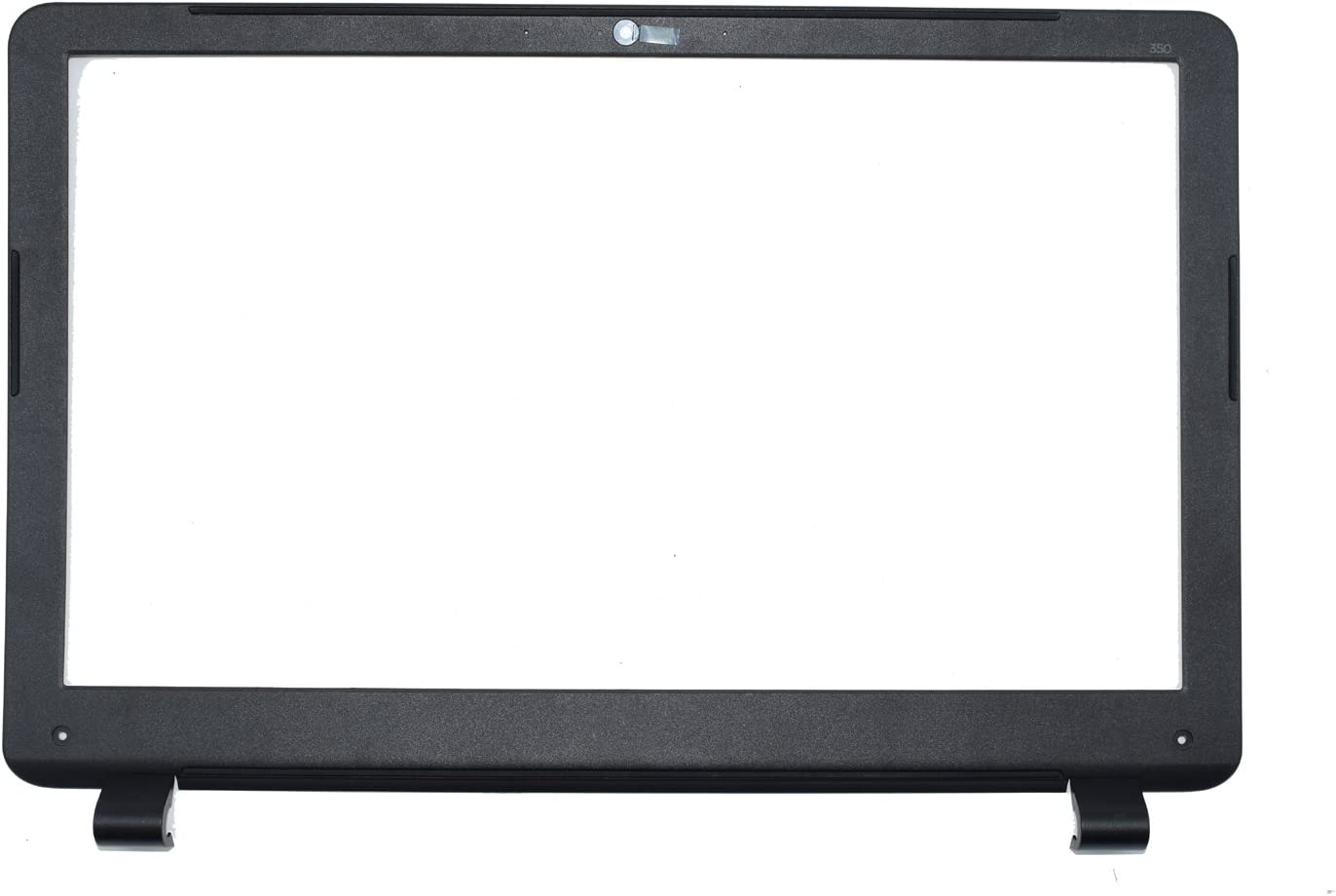 New for HP 350 G1 LCD Rear Cover Screen Lid Top Shell /& Front Frame LCD Bezel with Camera Hole 758057-001 758055-001