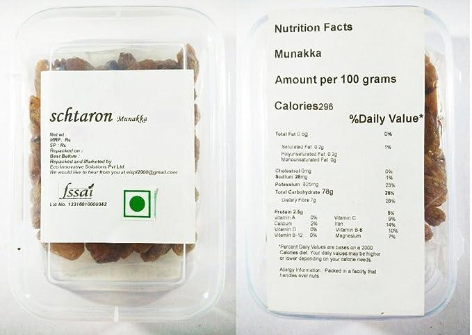 Schtaron Dry Fruits Munnakka-900gms