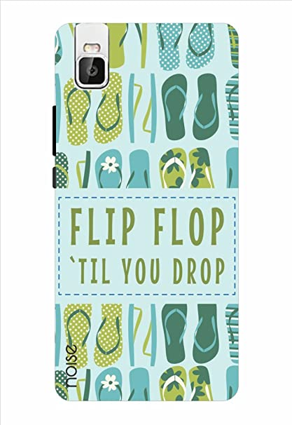 db5469d96 Noise Flip Flop - Blue Printed Cover for Huawei Honor  Amazon.in   Electronics