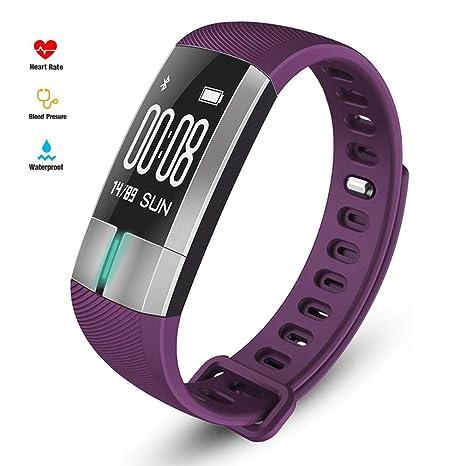DUABOBAO Reloj Inteligente para Hombres Y Mujeres, Rastreador De Actividad Física - Compatible con Android