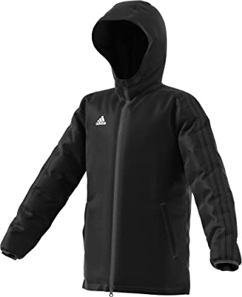adidas Youth Soccer Condivo 18 Winter Jacket (Small)