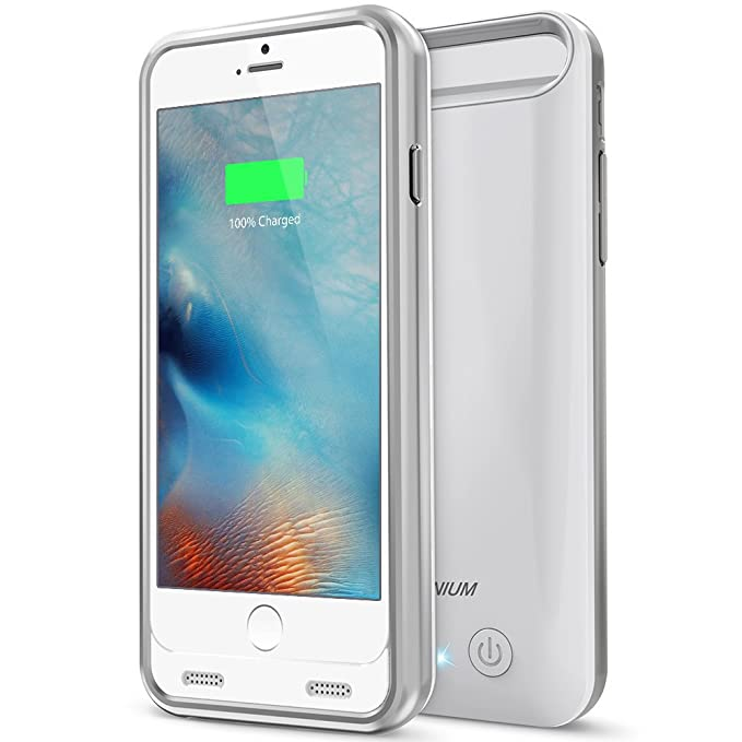 f3bca725ed6 iPhone 6S Battery Case - iPhone 6 Battery Case, Trianium Atomic S iPhone 6  6S