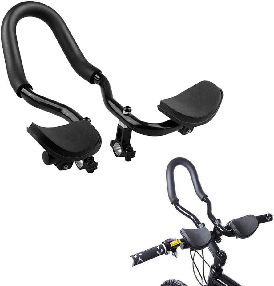 Manillar de Bicicleta para Bicicletas de Carretera Aero Position ...