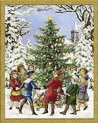 Tanz um den Weihnachtsbaum