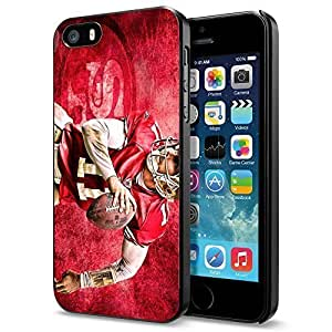 NFL 49ers player red, Cool iphone 5c Case Cover