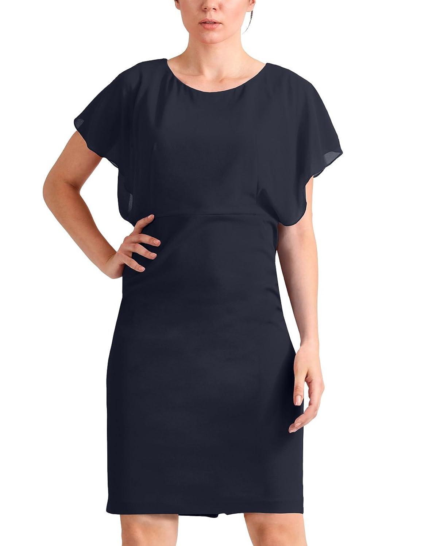 APART Fashion Damen Partykleid Glamour: Nightblue-Lagoon Blue ...
