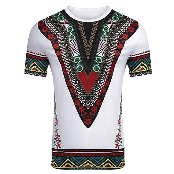 Camiseta Deportes Camisetas Hombre Manga Corta Cuello ...