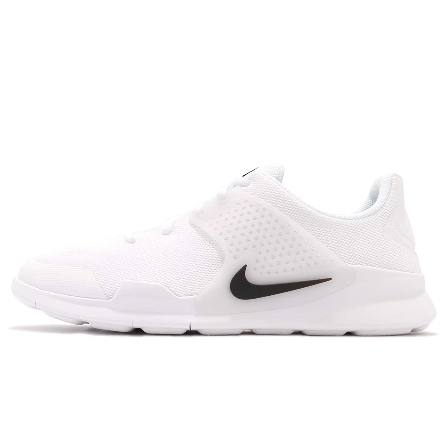 NIKE Men's Arrowz, White/Black B00KLPG3VO 8 D(M) US|White/Black