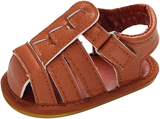New Beach Sandals Leather Rubber Tie Bow Girl Kids Sandals Beauty Artificial