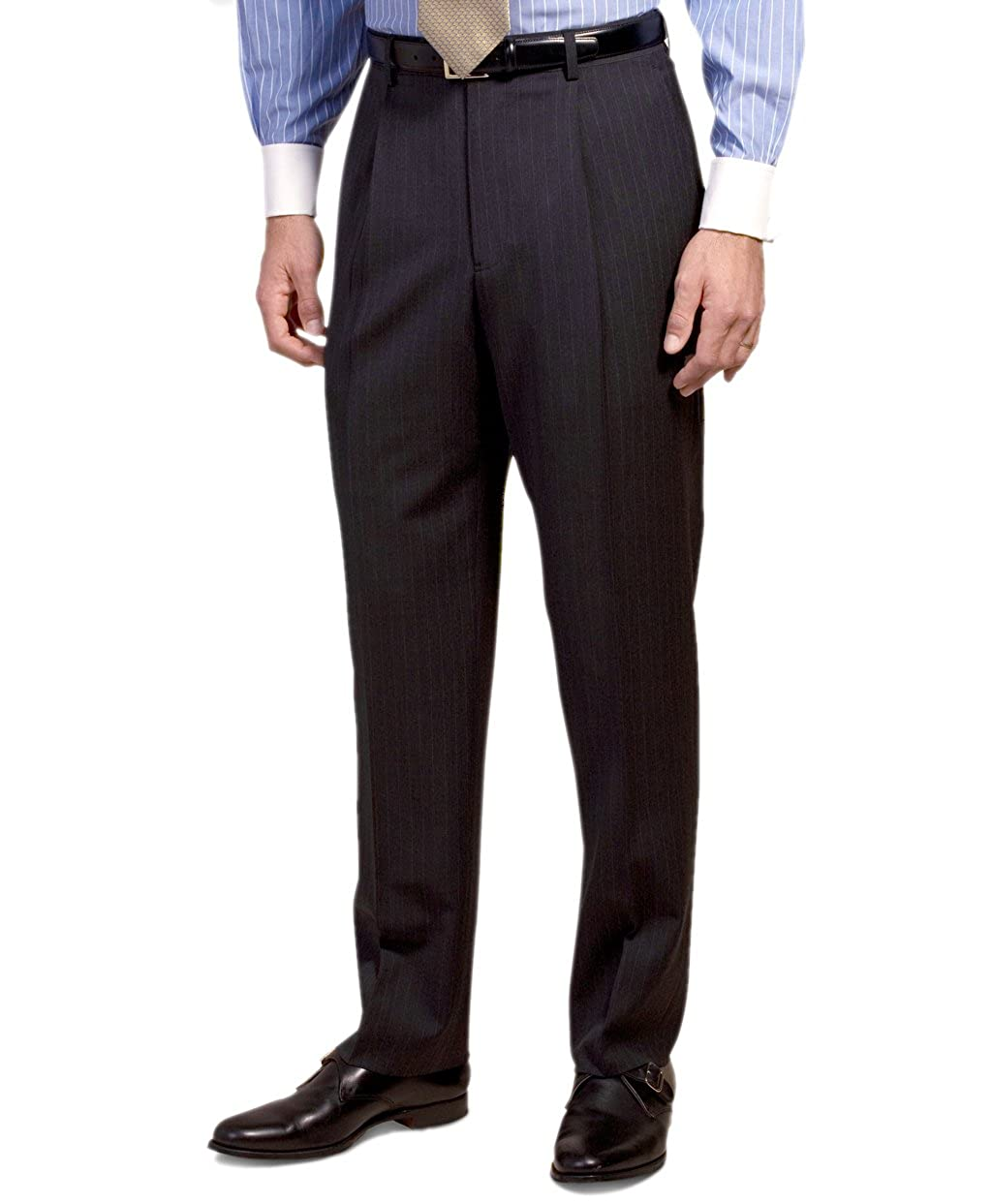 classic styles performance sportswear many styles Brooks Brothers Men's 346 Essential Striped Stretch Pleated ...
