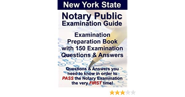 Amazon new york notary public course book with exam questions amazon new york notary public course book with exam questions answers ebook gerrie pierre fleurimond kindle store fandeluxe