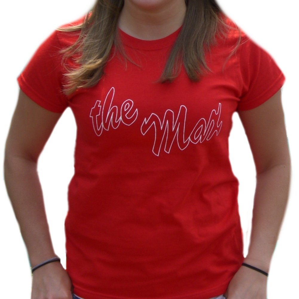 Amazon.com: MyPartyShirt The Max T-Shirt-Womens Small: Clothing