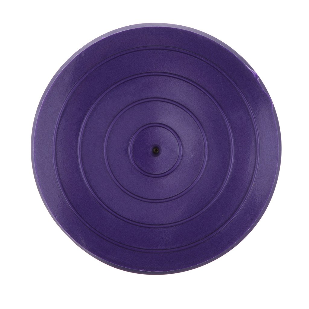 Halbkugel Igel Balance Pad f/ür Balance/übungen perfeclan Balance Kissen mit Noppen Blau