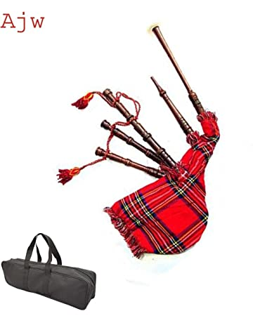 a3dcd1bac19d Amazon.co.uk  Bagpipes - Woodwind  Musical Instruments   DJ