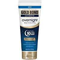 Gold Bond Ultimate Overnight Deep Moisturizing Lotion, 8 Ounce (Pack of 2)